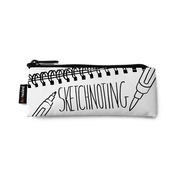 Limited Edition: PenPouch – sketchnoting design