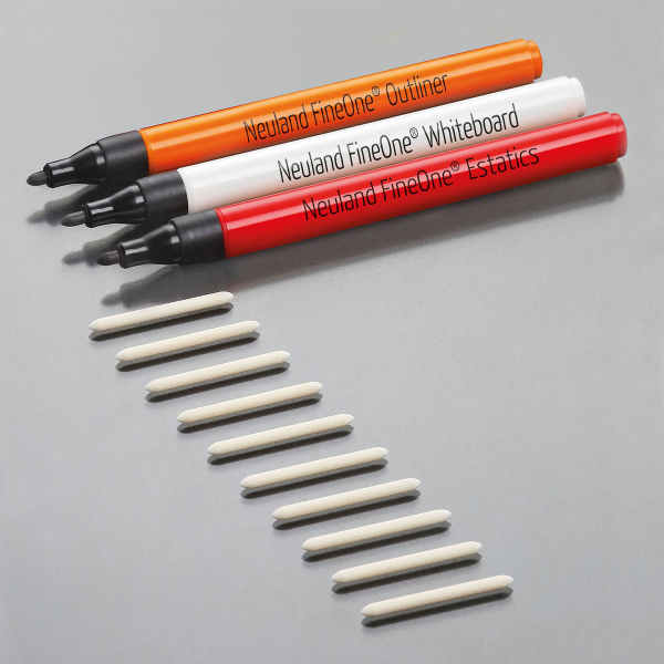 Replacement Round Nibs, 1 mm