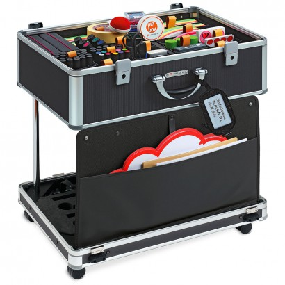 Novario® XL WorkshopCase Trolley, Pin-It Professional