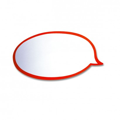 50 Speech Bubbles, Pin-It