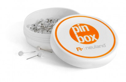 Magnetic PinBox with pins