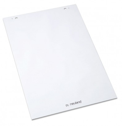 Paper for TopChart and TableTop FlipChart, plain, 5 pads